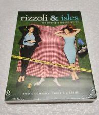 Rizzoli & Isles:The Complete Fourth Season