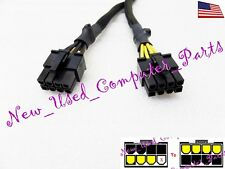 "➨➨➨ 24"" 8-Pin EPS-12V TO 8-Pin CPU Motherboard Power Supply Cable Version 3 ➨➨➨"