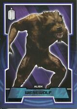 Doctor Who 2015 Base Card #115 Werewolf