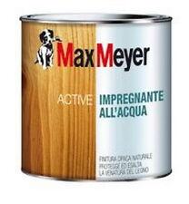 MAX MEYER ACTIVE IMPREGNANTE ALL'ACQUA legno finitura opaca