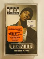 LIL' ZANE Young World: The Future 2000 CASSETTE ALBUM New SEALED DMX Ja Rule
