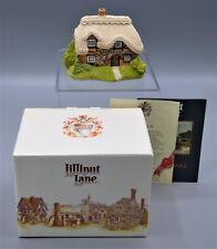 "Lillipute Lane ""Bramble Cottage"" Miniature 1990 English Collection South East"