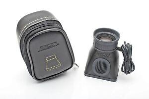 """Hoodman HoodLoupe 2.5"""" LCD screen Glass Free Loupe/Case/Strap viewer SET+NICE"""