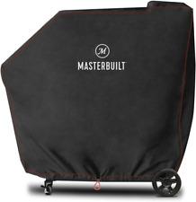 New Masterbuilt Gravity Series 560 Digital Charcoal Grill + Smoker Cover Black