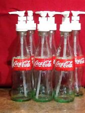 Coca Cola Bottle Dispensers Soap/Lotion/Sanitizer Coke