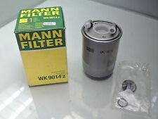MERCEDES SPRINTER 906 Diesel KRAFTSTOFFFILTER MANN FILTER WK9014z (B263)