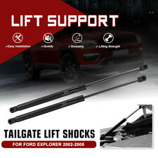 2 Rear Liftgate Hatch Tailgate Lift Supports For 2002-2005 Ford Explorer Mercury