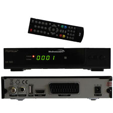 Opticum HD X 300 Plus HDTV Sat Receiver 12v 230v USB CAMPEGGIO Full HD 1080p x300