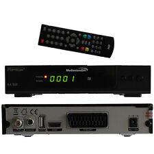 Opticum HD X 300 plus HDTV Sat Receiver 12V 230V USB Camping Full HD 1080p X300