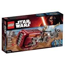 Lego Star Wars The Force Awakens 75099 Rey's Speeder
