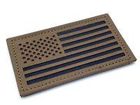 US flag - 7 lines - 38 fabrics options - 3M SOLAS Infrared,IR, Milspec - 3.5x2