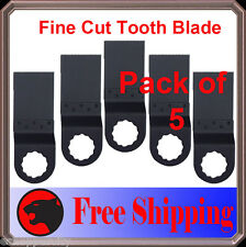 5 Fine Oscillating Multi Tool  Blade For Fein Supercut FSC AFSC 2.0