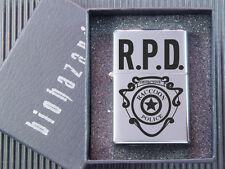Resident Evil Biohazard RPD POLICE Metal Case