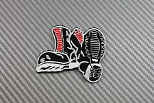 Embroidered Patch Iron Sew Logo punk music rock band  SKINHEAD SKA REGGAE OI!