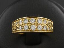 Schöner Brillant Ring ca. 1,00ct    750/- Gelbgold