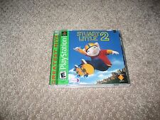 **** Stuart Little 2 for Sony Playstation Classic Magenta Software - Complete