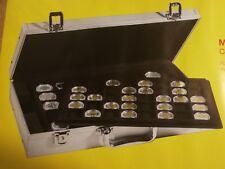 Maletín grande para 190 monedas hasta 39mm o 33mm con capsulas *StarCollect