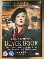 Black Book DVD 2006 Zwartboek World War II WW2 Dutch Partisan Resistance Classic