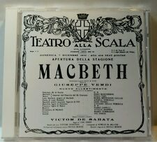 Verdi: Macbeth Teatro alla Scala (Canale 1 CD) (cd6702)
