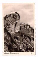 Germany - Pfronten, Burgruine Falkenstein - Postcard Franked 1953
