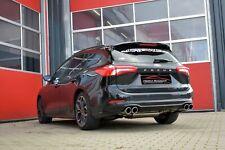 Friedrich Motorsport Duplex Sportauspuff Ford Focus IV Turnier 1.5l Ecoboost