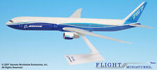 Flight Miniatures Boeing Demo 767-400 1/200 Scale Model with Stand