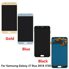 For Samsung Galaxy J7 DUO 2018 SM-J720 J720F J720M LCD Touch Screen Digitizer US