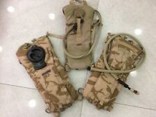 More details for camelbak individual hydration system dpm desert 3l used (3 x british army) #1595