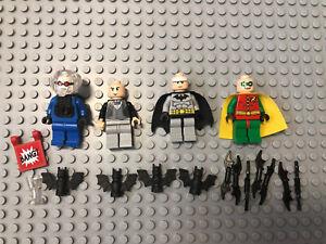 Lego Marvel Super Heroes,DC Figuren Konvolut,Batcave,Batman,Robin,7783,#Nr.845