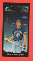 John Olerud 1993 Colla Collection Diamond Marks  Rare Insert Ex-exmt