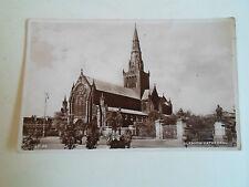 Vintage RP Postcard Glasgow Cathedral (LP.25) Franked & Stamped Glasgow 1950