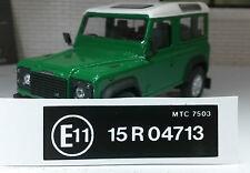 Land Rover Defender 110 90 V8 Tdi Schott Motorraum Aufkleber Label Emblem