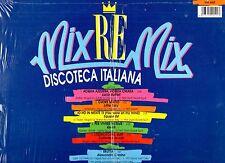 MIX RE MIX LP LUCIO BATTISTI MIA MARTINI LITTLE TONY EQUIPE 84 CATHERINE SPAAK
