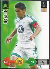 PANINI UEFA CHAMPIONS LEAGUE 2009-10 TRADING CARD-VFL WOLFSBURG-JOSUE
