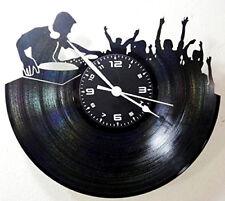 OROLOGIO DA PARETE - Vinile lp 33 giri - Discoteca Musica Disco Deejay
