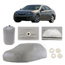 Acura TSX 6 Layer Car Cover Fitted Water Proof Outdoor Rain Snow Sun Dust