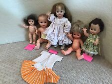 Migliorati Made In Italy Doll, Collette, Rare Unmarked 10� Walker, Vogue, Eegee