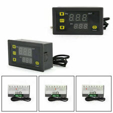 Stc 1000 Digital 1224220v Temperature Controller Thermostat Aquarium Sensor Fn