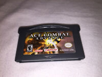 Ace Combat Advance (Nintendo Game Boy Advance) GBA Game Nr Mint!