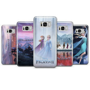 FROZEN 2 DISNEY ELSA ANNA OLAF PHONE CASES & COVERS FOR SAMSUNG S8 S9 S10 NOTE 9