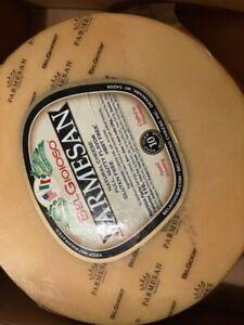 Belgioioso Parmesan Cheese Wheel, 24 lb