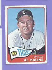 Al Kaline 1965 Topps - # 130 EX-MT- - Detroit Tigers HOF *XG04259