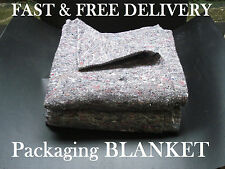 10 CROSS STITCHED Furniture Removal Packing Storage Transit Blankets 1.5x2m