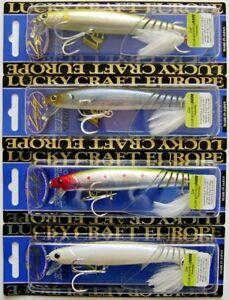 Lucky Craft Flash Minnow 120 Mr Japan Wobbler, Bait, Pike, Predators, Trout