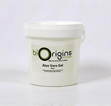 Aloe Vera Gel Skincare Base 1Kg (TB1KALOEGEL)