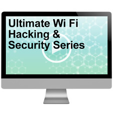 Ultimate Wi Fi Hacking & Security Series Video Training Course