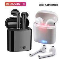 Wireless Bluetooth Earphones Mini Stereo Bass Earphone Earbuds Sport Headset