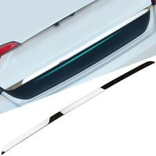 For Hyundai Sonata LF 15-2017 Chrome Rear Trunk Boot Tailgate Cover Trim Molding