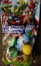 Marvel Avengers Egg Hunt with Candy Boys  3 yrs+ 16ct. New  expires 10/19