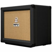 "Orange PPC112 Closed-Back Amp Celestion Speaker Cabinet 60W 16-Ohm 1x12"" BLACK"